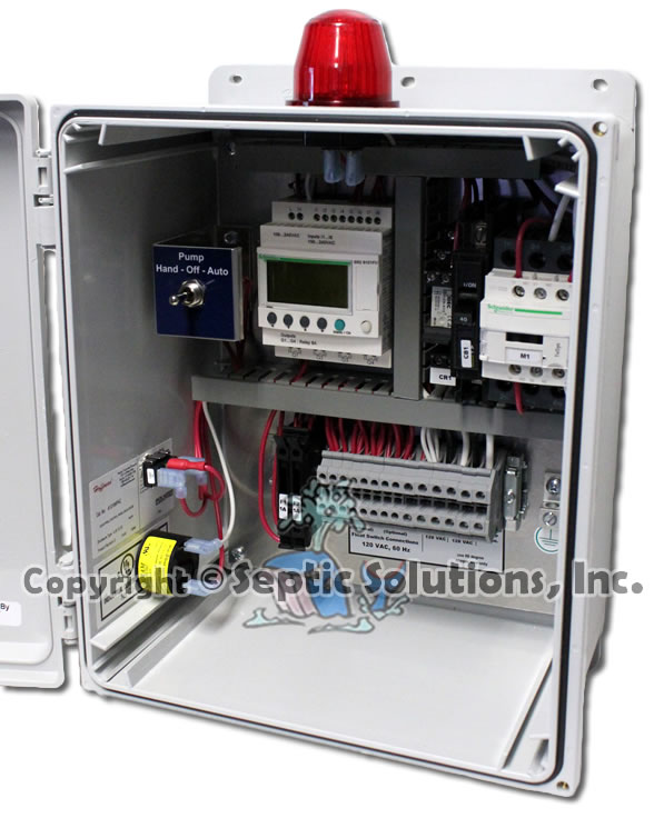Time Control Panel : Time dosing control panel simplex panels for