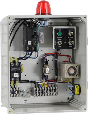 centripro pump control wiring diagram time dosing control panel simplex dosing panels for
